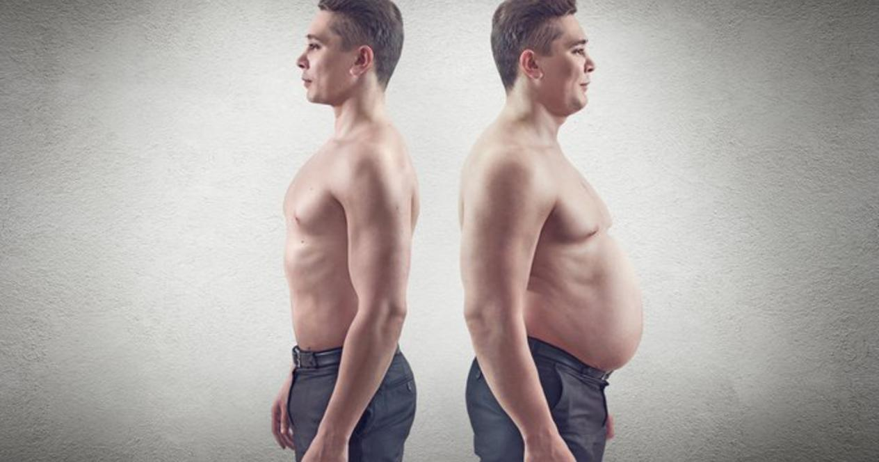 Fat to ripped pictures Check your body fat percentage online - Body fat